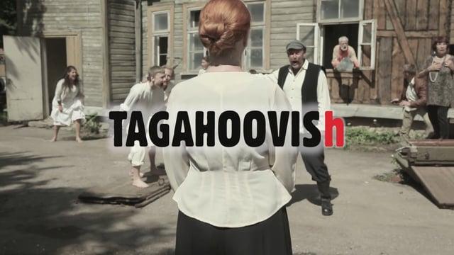 Tagahoovish reklaamklipp by Plank Film