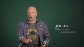 Ilmar Raag TÜ muuseumi videos